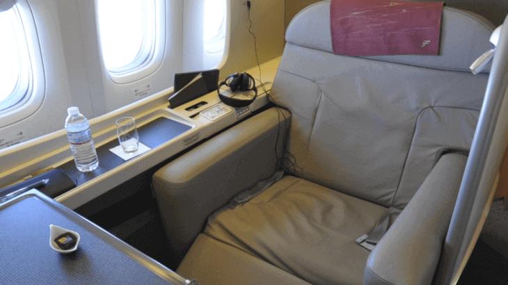 viajar primera clase
